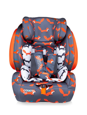 Cosatto Auto Sediste JUDO ISOFIX Group 123 Mister Fox